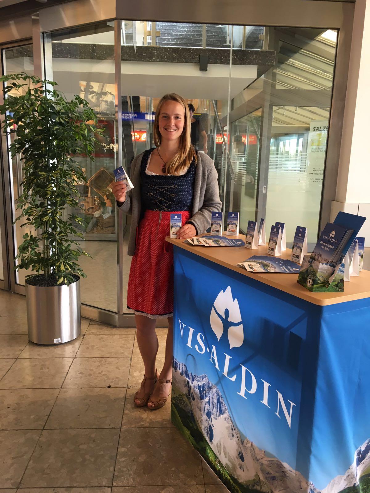 VIS ALPIN® Promotion mit cinnamon in den österreichischen Apotheken