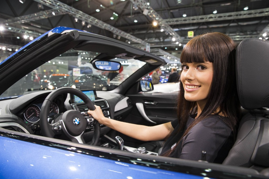BMW Autoshow mit cinnamon Hospitatlity & Promotion