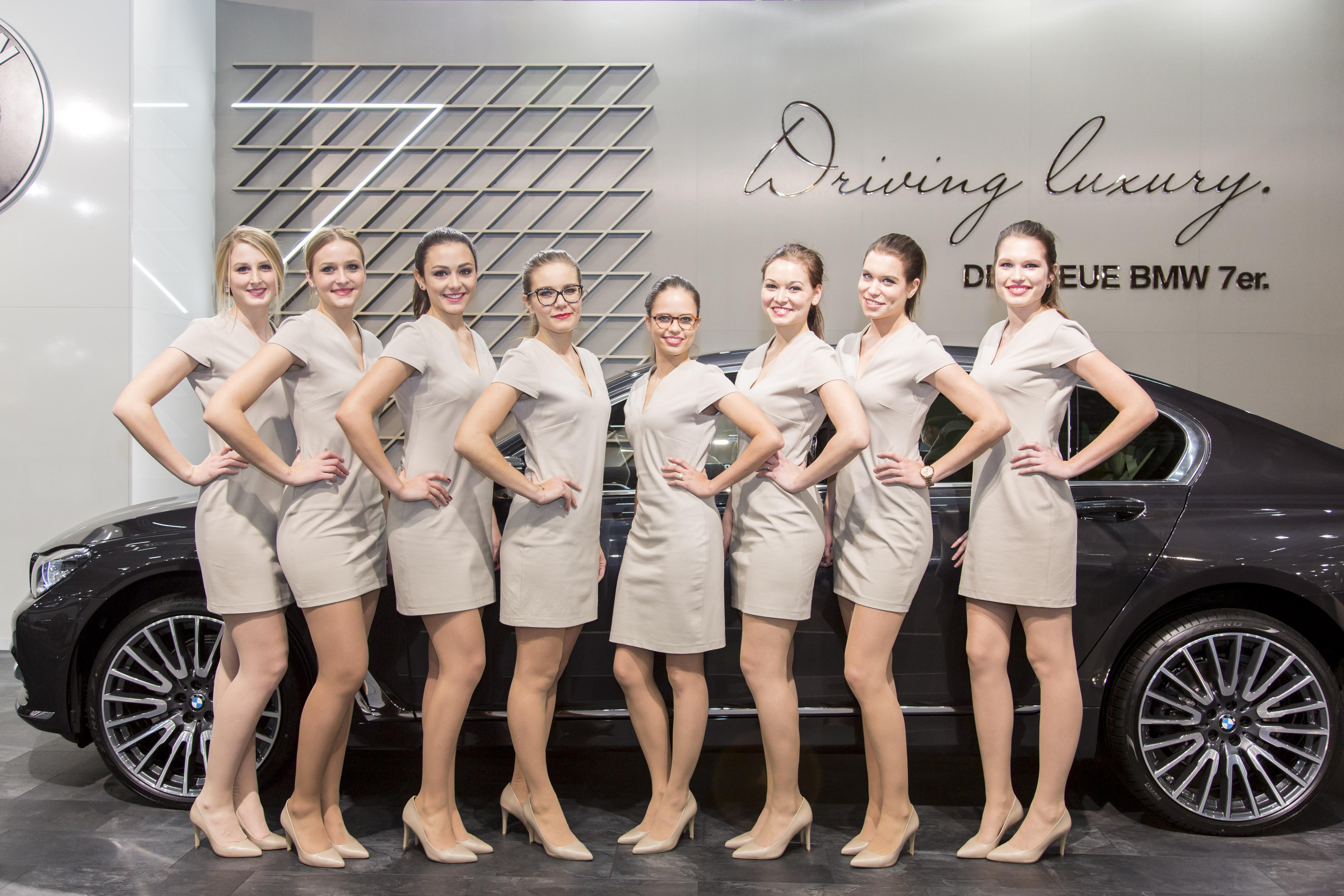 Vienna Autoshow mit cinnamon Hospitality & Promotion