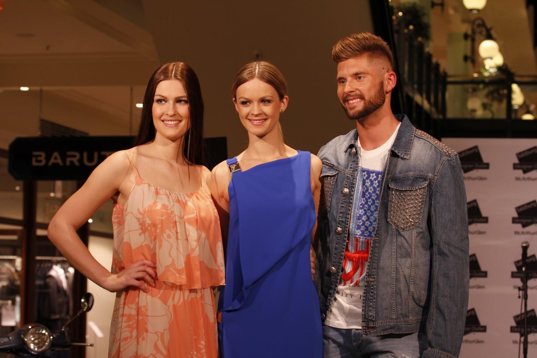 Fashionshow mit cinnamon Hospitality & Promotion