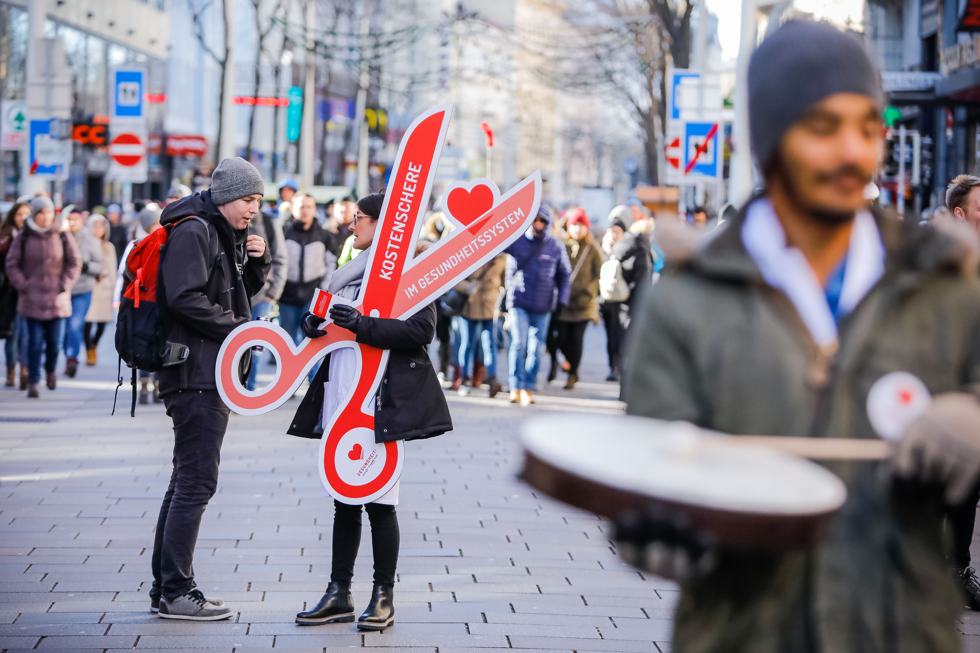 Weniger ist NICHT mehr! Kampagne mit cinnamon im Auftrag der ÖAK