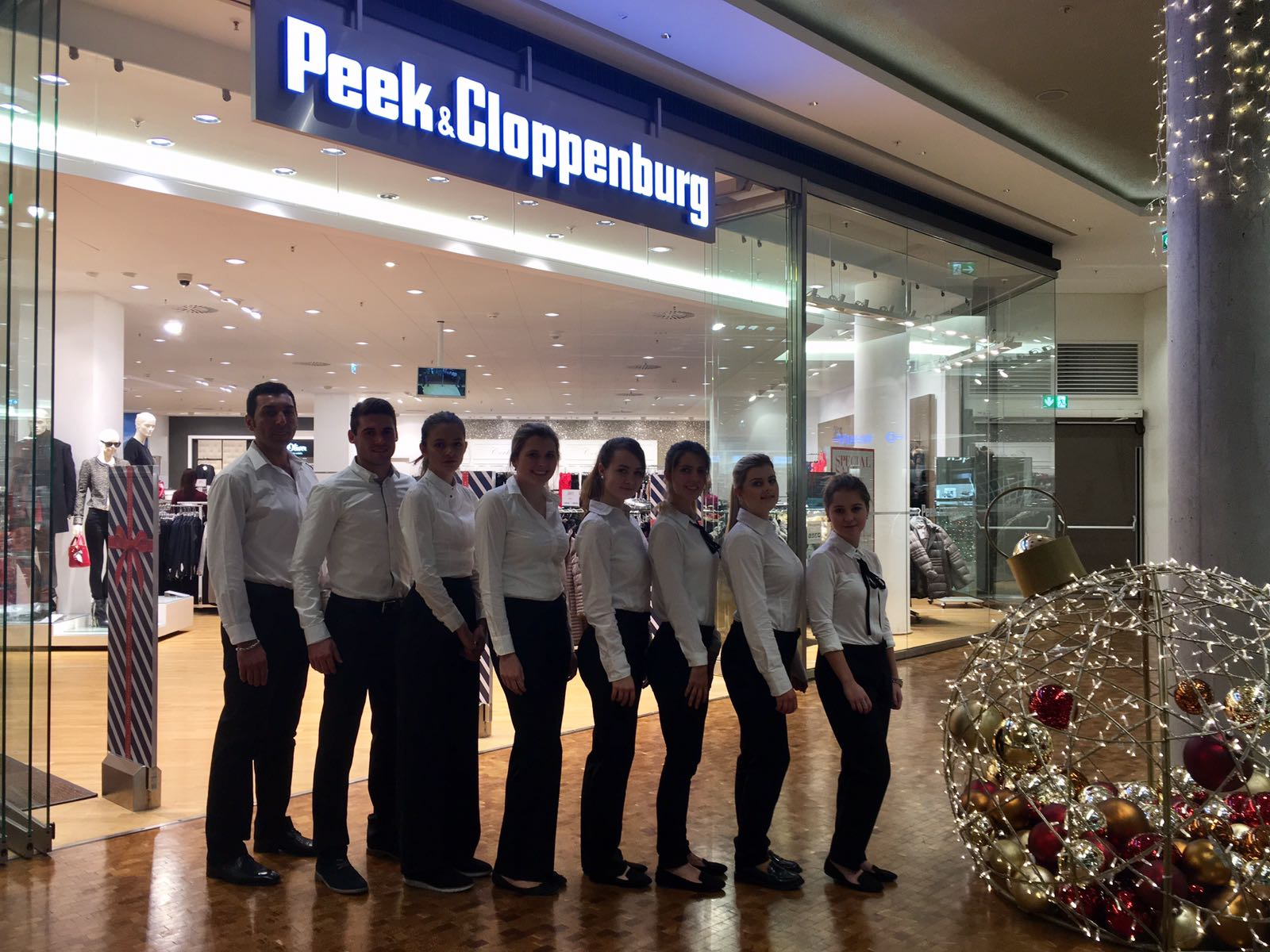 P&C Sale Night mit cinnamon Hospitality & Promotion