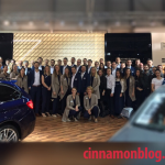 cinnamon Messe Team - Vienna Autoshow 2017