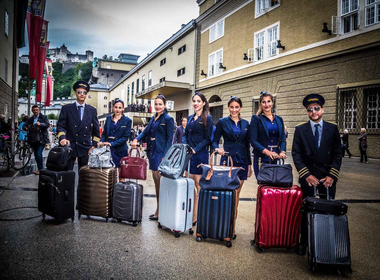 Bronze bei Salzburger Landespreis 2018 in der Kategorie Events & Promotion gewann cinnamon Samsonite Team im Auftrag von BRILLIANT COMMUNICATIONS