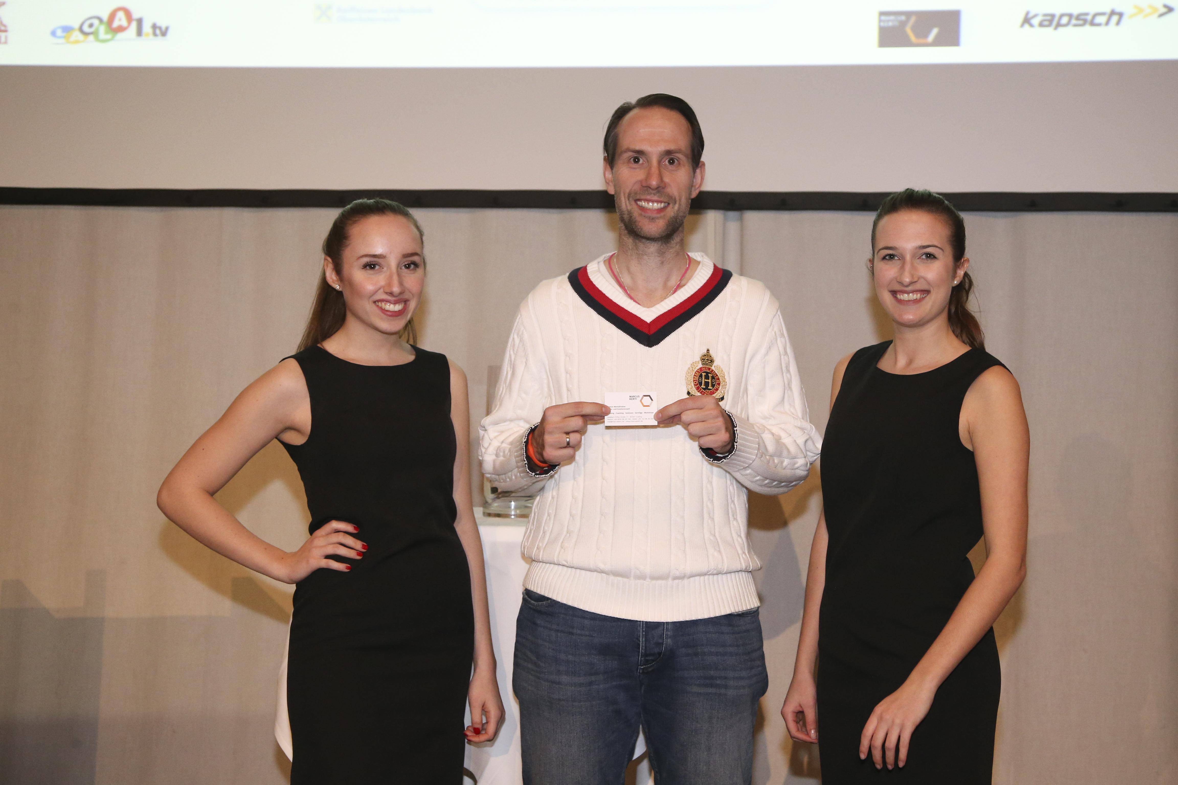 spusu HLA Gewinnspiel - spusu HLA Branchentreff 3.0. in Vorarlberg mit cinnamon Hospitatlity & Promotion - Fotocredit: Alexandra Köss