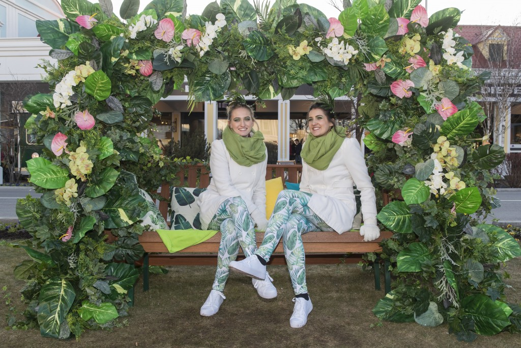 Designer Outlet Parndorf Spring Late Night Shopping 2018. Foto: Andreas Kolarik, 22.03.18