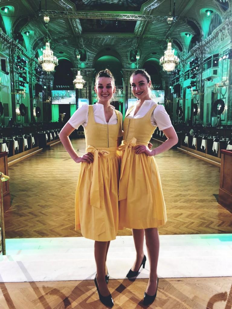 Steirerball 2020 - Fotobox Betreuung der Post AG mit cinnamon Hospitality